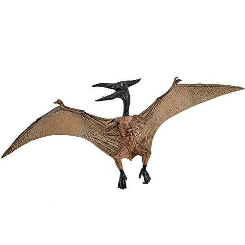 Modelo de dinosaurio simulado educativo niños niños juguetes coleccionistas regalo calidad superior