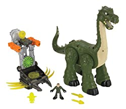 3. Fisher-Price Imaginext Mega Apatosaurus