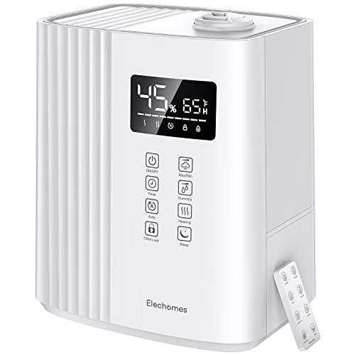 Elechomes SH8830 Warm and Cool Mist Humidifiers