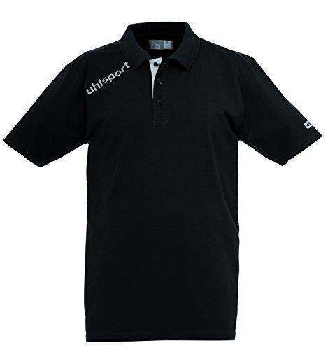 uhlsport Bekleidung Essential Polo Shirt Herren T, schwarz, XS