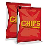 Funda para iPad para niños Patatas fritas Cute Kawaii Food Funda protectora para iPad para Ipad Mini 4 / mini 5/2018 6th / 2017 5th / air / air 2 con Auto Wake / Sleep Funda magnética para Ipad para
