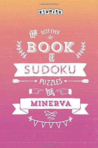 The Best Ever Book of Sudoku Puzzles for Minerva