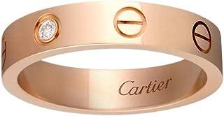 Cartier Stainless Steel Ring 18K Titanium Ring