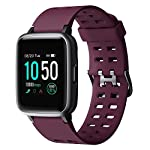 Fashion Shopping YAMAY Smart Watch for Android and iOS Phone IP68 Waterproof, Fitness Tracker Watch