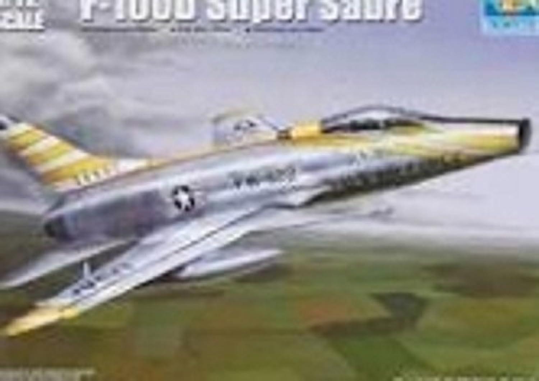 Descuento del 70% barato Trumpeter 1 72 - North-American F-100D F-100D F-100D súper Sabre. by Trumpeter  edición limitada