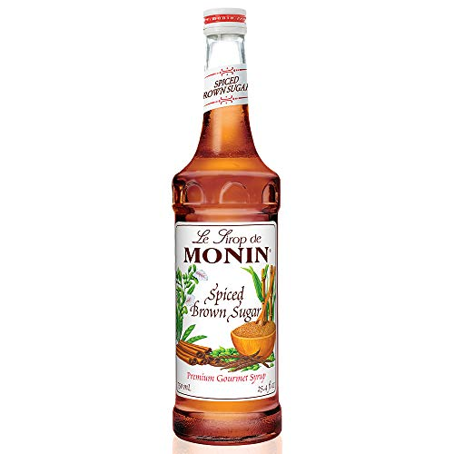 Monin - Spiced Brown Sugar Syrup, Sweet With Hints of Cinnamon
