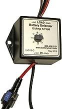 12 Volt, 15 Amp Low Voltage Disconnect Battery Saver