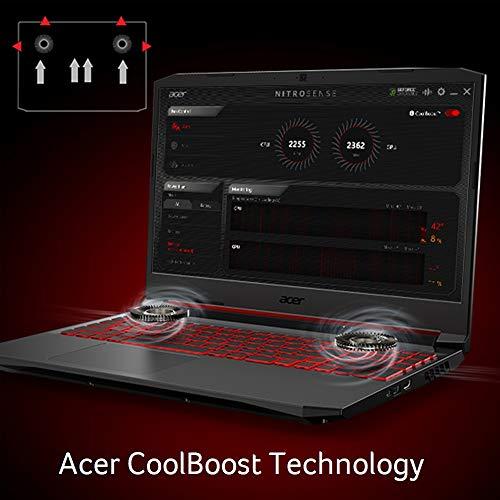 Acer Nitro 5 AN515-45-R7S0 Gaming Laptop, AMD Ryzen 7 5800H Octa-Core Processor | NVIDIA GeForce RTX 3070 Laptop GPU | 15.6