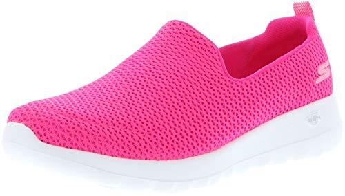 Skechers Go Walk Joy Slipper für Damen, - Hot Pink Pink - Größe: 39 EU