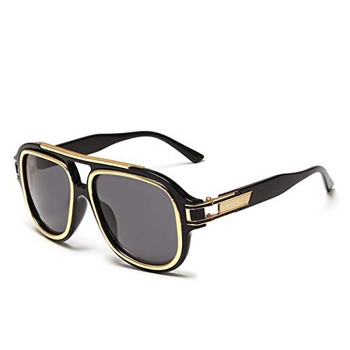 Magnifier Gafas de Sol Deportivas polarizadas para Hombres Mujeres Conducción Ciclismo Golf Pesca Correr Vela Esquí Protección UV400 Ligero Durable con Estuche rígido,D