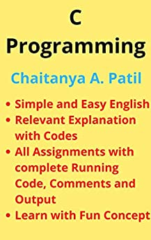 C Programming (English Edition) de [Chaitanya Patil]