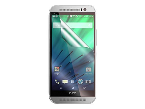 Cellet Super Strong Maximum Protection Screen Protector for HTC One M8 - Retail Packaging - Clear