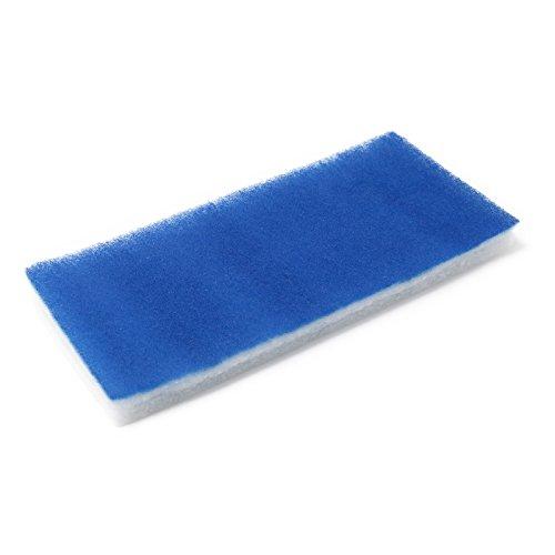 Wiltec Airbrush Zubehör Ersatzfilter für Farbnebel Absauganlage 420