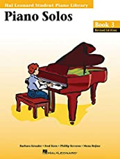 Image of Piano Solos   Book 3: Hal. Brand catalog list of Hal Leonard Publishing Co.