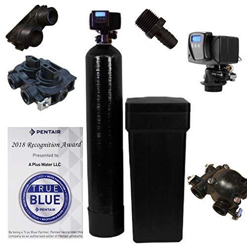 Fleck 5600SXT 64,000 Grain Water Softener Digital SXT Metered Whole...