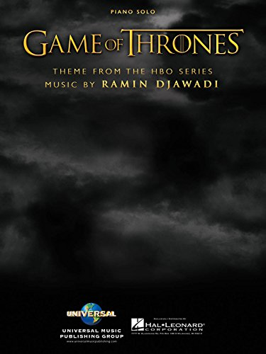 Ramin Djawadi: Game Of Thrones Theme. Für Klavier