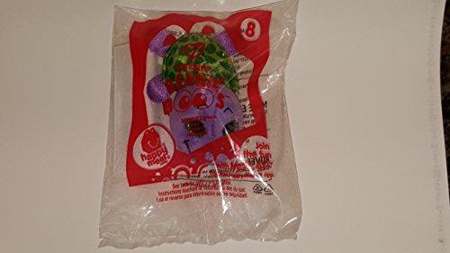 McDonald's 2014 Ty Teenie Beanie Boo's #8 Myrtle the Purple Turtle