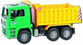 Bruder Man TGA Tip Up Truck, Multi-Colour