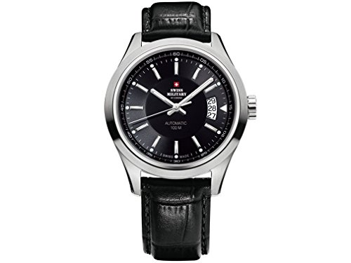 Swiss Military automática-reloj hombre 20056ST-1L / SMA30003.08