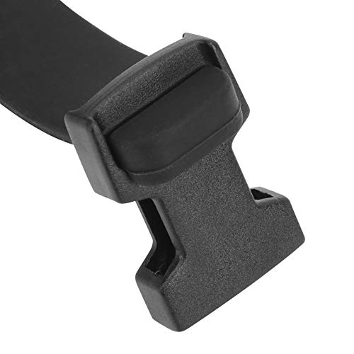 Wosune Cinturón para Cuchillos de Buceo, 46 g Correas de Repuesto para esnórquel, para niños Adultos Deportes acuáticos Uso al Aire Libre Esnórquel Buceo Libre Buceo