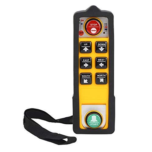 Control remoto de la grúa, polipasto eléctrico de 3 pruebas Control remoto...