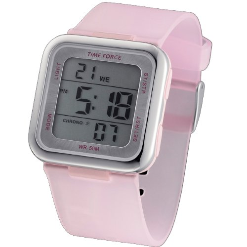 Time Force TF-3227L11 - Reloj, Correa de Goma