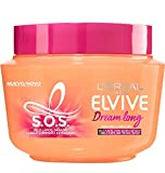 L'Oréal Paris Elvive S.O.S. Dream Long Mascarilla - 1 unidad, 300 ml
