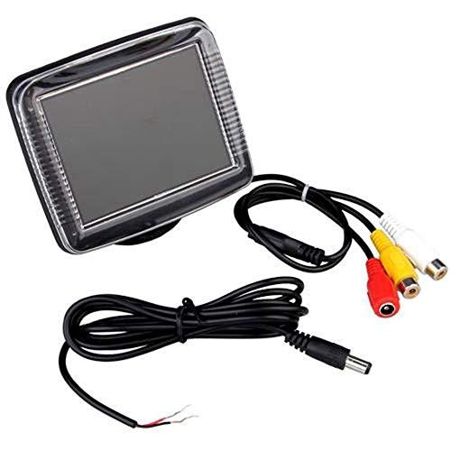 Auto-achteruitrijcamera, back-up-monitor, LCD-automonitor-beeldscherm