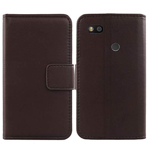 Lankashi Flip Echt Leder Tasche Für Fairphone 3/3+ / 3 Plus 5.65