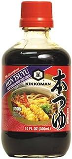 Kikkoman Hon Tsuyu (soup & Sauce Base), 10-Ounce Bottle (Pack of 3)