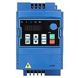 Controlador de velocidad del motor Convertidor de frecuencia de inversor de frecuencia de 0,75 KW refrigerado por aire con control de ventilador Industrial para motor trifásico de 380 V