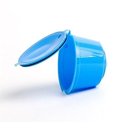 rechargeables Capsule Tasse à café réutilisable pour Favolook Dolce Gusto Café Capsule Bonne Alternative accessoire de machine à café