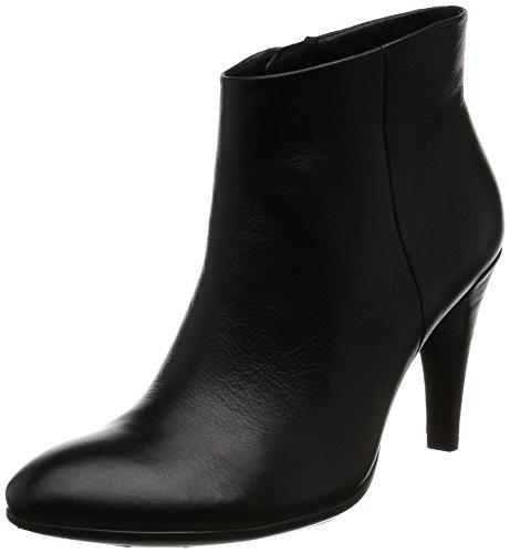 Ecco Ecco Damen Shape 75 Sleek Kurzschaft Stiefel, Schwarz (BLACK1001), 39/40 EU