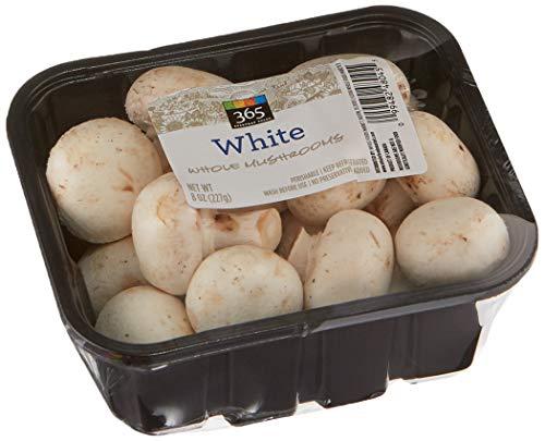 365 Everyday Value, White Whole Mushrooms, 8 oz