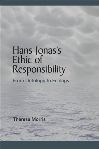 Hans Jonas's Ethic of Responsibility: From Ontology to Ecology (SUNY series in Environmental Philosophy and Ethics) (English Edition)