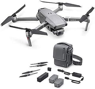 DJI Mavic 2 Pro Drone con Fly More Kit di Accessori Incluso, 2 Batterie di Volo Intelligenti, Caricabatteria da Auto, Staz...