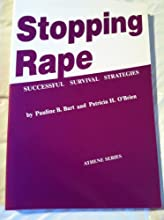 Stopping Rape: Successful Survival Strategies