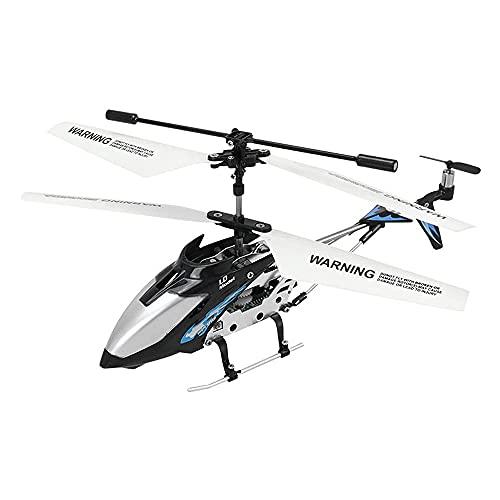 KCGNBQING Telecomando Elicottero 3. 5CH RC. Aerei Drone Toys Outdoor Giocattoli per adulti Carica a distanza Elettrica Aerei Resistente all'automobile Elettrico giocattolo per aeroplano facile e pront