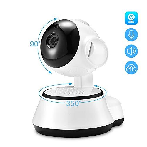 Huishoudelijke Child Bewakingscamera, HD WiFi Wireless Mobile Phone Remote Monitoring Camera Met Night Vision 2-weg Audio Motion Dection Camera's For Home/Winkel/Baby/Dier Monitor