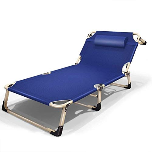COLOM Reclining Outdoor Folding Chairs Lounge Chair Sun Lounger Chair Reclining Sun Lounger, Zero Gravity Patio Lounger Folding Bed Lawn Recliner Chair for Beach Garden Outdoors and Indoors Folding Po