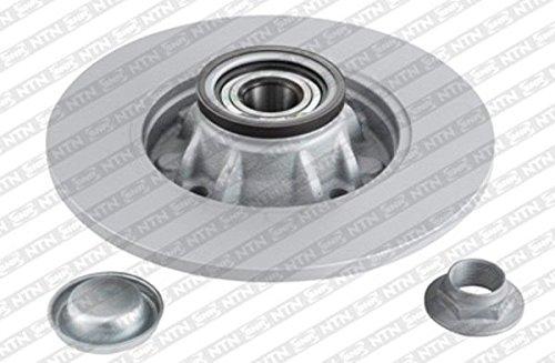 SNR kf159.61u Disque de frein freins à disque, disques de frein (x2)