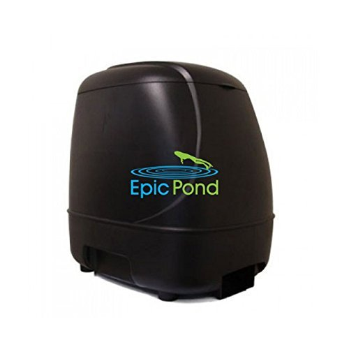 Epic Pond Automatic Koi Fish Feeder for Ponds - 10L