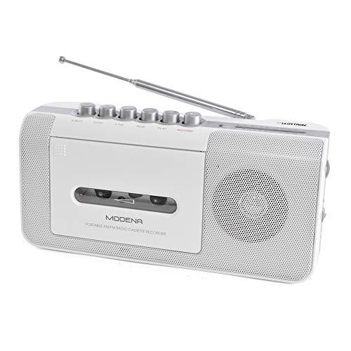 LLOYTRON 'Modena' Portable Radio Cassette Recorder with 2 Band Radio...