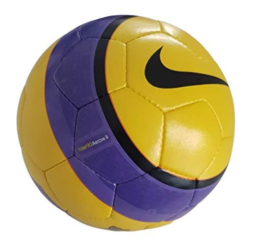 Nike T90 Aerow II 2007/08 Offizieller Matchball Fußball Hi-Vis T90 FIFA genehmigt, Größe 5
