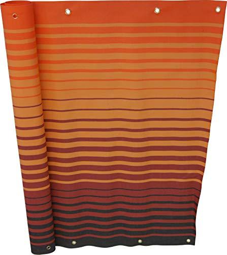 Angerer Standard Balkonbespannung, orange