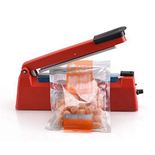 Un sellador sellador Caliente Coche, un Caliente Bolsas de plástico Manual de...