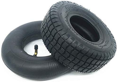 aipipl Neumáticos para patinetes eléctricos, 9 Pulgadas 9x3.50-4 Neumáticos sólidos Antideslizantes, Resistentes...