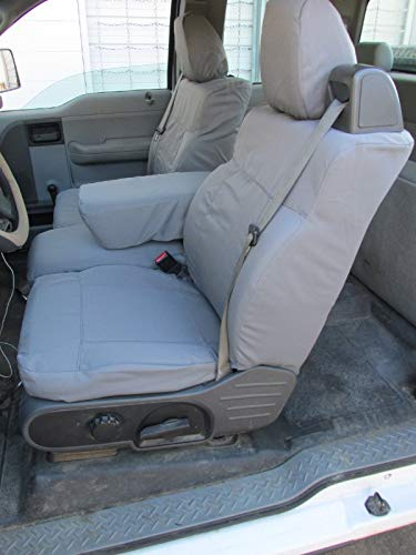 Durafit Seat Covers made to fit 2004-2008 Ford F150 XL or Standard Cab, Front...