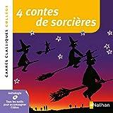 4 contes de sorcières - Nathan - 23/08/2018