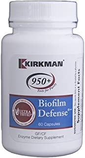 Kirkman Biofilm Defense - 60 Capsules
